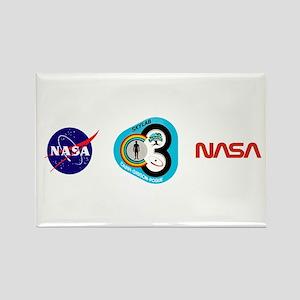 Skylab 3 Rectangle Magnet