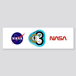 Skylab 3 Sticker (Bumper)