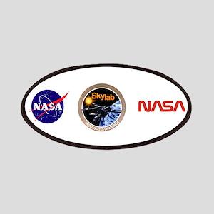 Skylab Program Logo Patches
