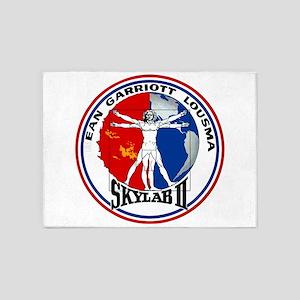 Skylab 2 5'x7'Area Rug