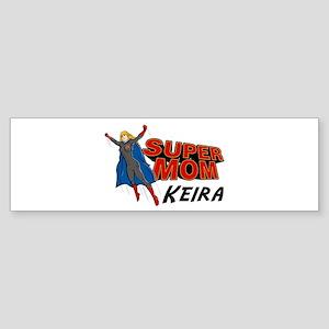 Supermom Keira Bumper Sticker