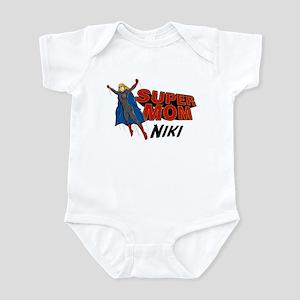 Supermom Niki Infant Bodysuit