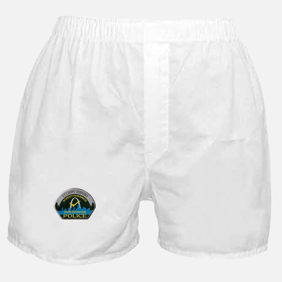 St Louis Airport Police Boxer Shorts