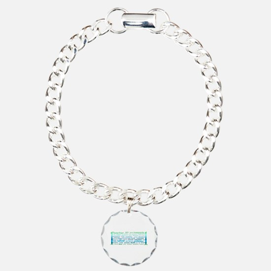 # 1 Teacher Bracelet