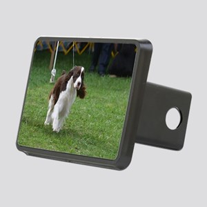 Springer Spaniel  Dog Rectangular Hitch Cover