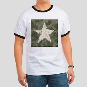 Military Star T-Shirt