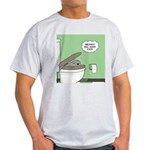 Snowman of the Apes Light T-Shirt
