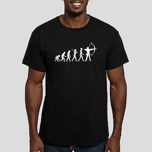 Archery Bow and Arrow Evolution Archer T-Shirt