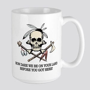 Native American (How Dare We) Mugs