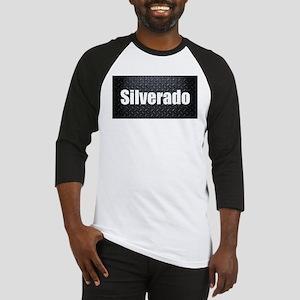 Silverado Diamond Plate Baseball Jersey