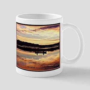 Rather Be Paddlin' Mug