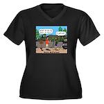 Boots Mcfarland Rains Plus Size T-Shirt