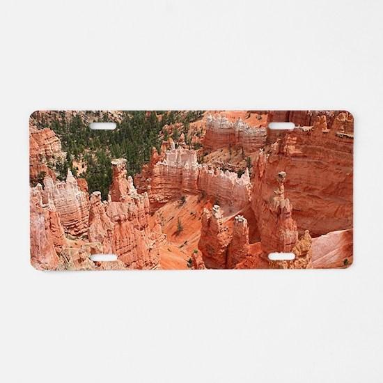 Bryce Canyon, Utah, USA 16 Aluminum License Plate