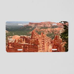 Bryce Canyon, Utah, USA 17 Aluminum License Plate