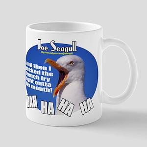 Joe Seagull - Fry Thief Mugs