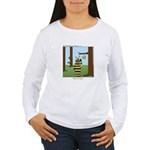 Bees Long Sleeve T-Shirt
