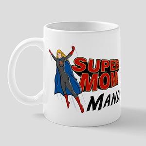 Supermom Mandy Mug