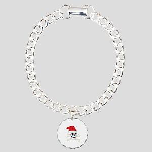 Santa Skull Bracelet