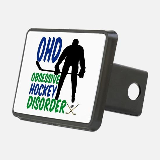 Hockey Humor Hitch Cover