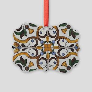 Portuguese Tiles De... Ornament