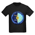USS INTREPID Kids Dark T-Shirt