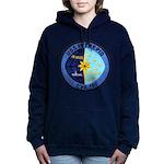 USS INTREPID Women's Hooded Sweatshirt