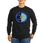 USS INTREPID Long Sleeve Dark T-Shirt