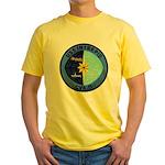 USS INTREPID Yellow T-Shirt