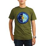 USS INTREPID Organic Men's T-Shirt (dark)