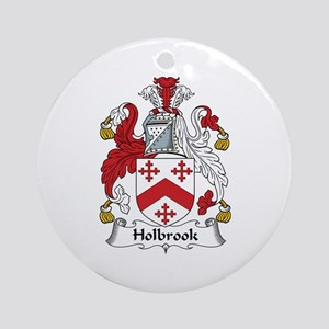Holbrook Ornament (Round)
