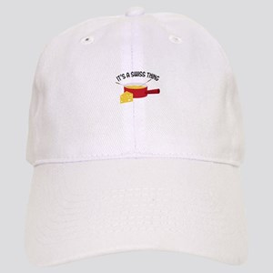 ITS A SWISS THING Baseball Cap