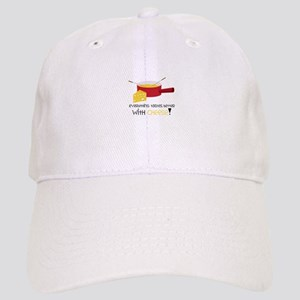 WitH CHeese! Baseball Cap