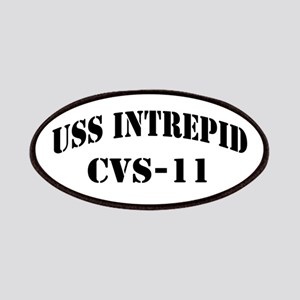 USS INTREPID Patch