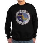 USS INTREPID Sweatshirt (dark)