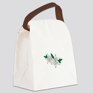 Edelweiss Canvas Lunch Bag