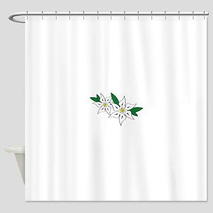 Edelweiss Shower Curtain