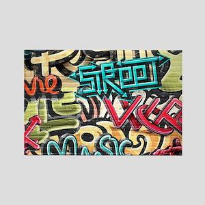Graffiti Wall Magnets