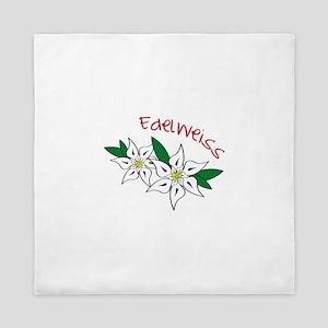 Edelweiss Queen Duvet