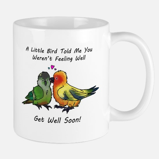 Get Well Soon Mugs