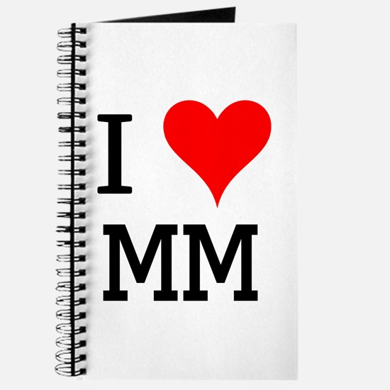 I Love MM Journal