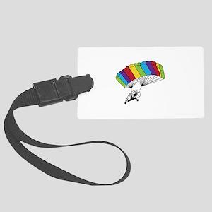 Powered Parachute Luggage Tag