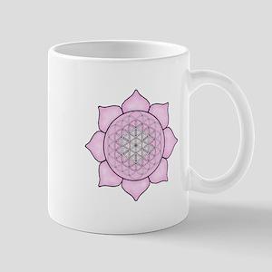 Lotus Pink2 Mug
