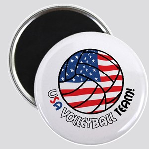 USA VOLLEYBALL TEAM! Magnets