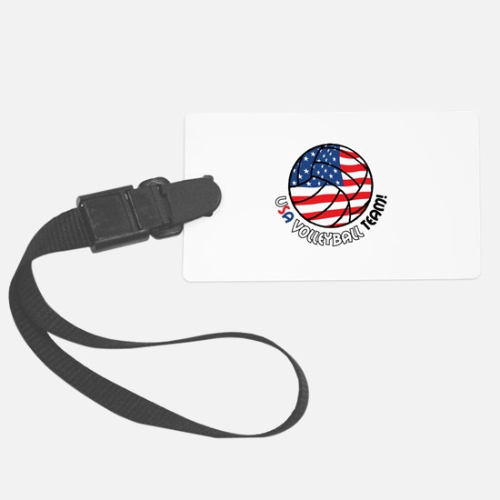 USA VOLLEYBALL TEAM! Luggage Tag