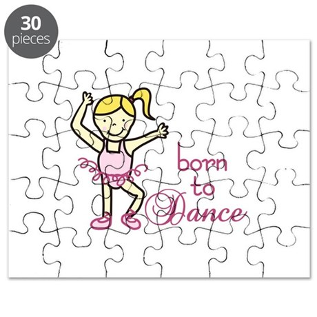 born to Dance Puzzle