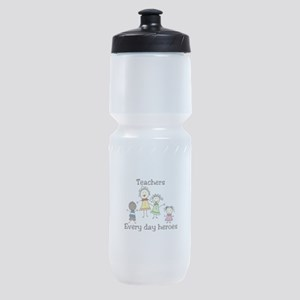 Teachers Every day heroes Sports Bottle