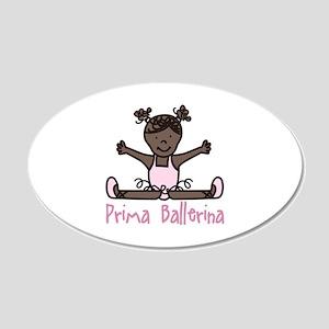 Prima Ballerina Wall Decal