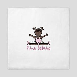 Prima Ballerina Queen Duvet