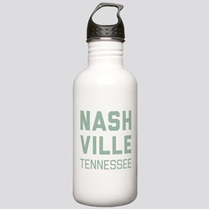 Nashville Tennessee Stainless Water Bottle 1.0L