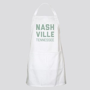 Nashville Tennessee Light Apron